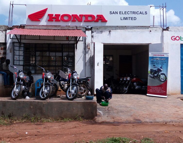 San Electrical, Busia