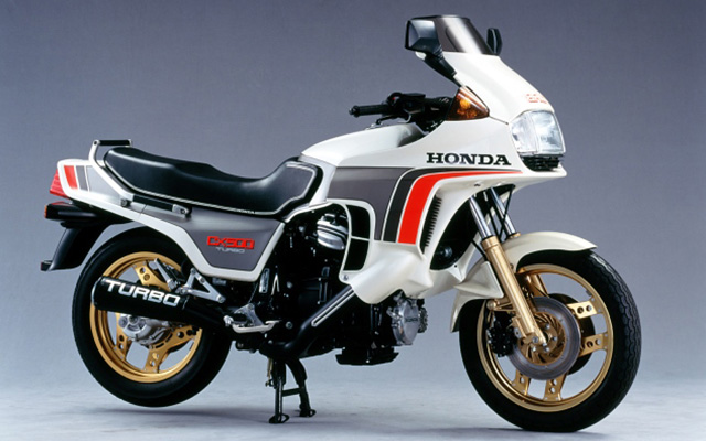 Honda's first electronic fuel injection for motorcycle