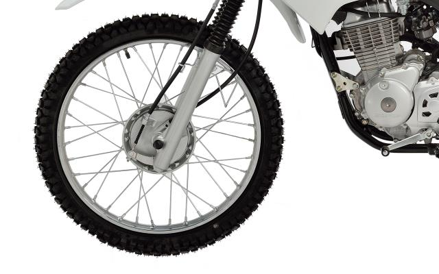 Honda XL125 21-inch Front Wheel