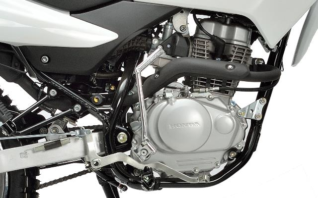 Honda XL125 Engine