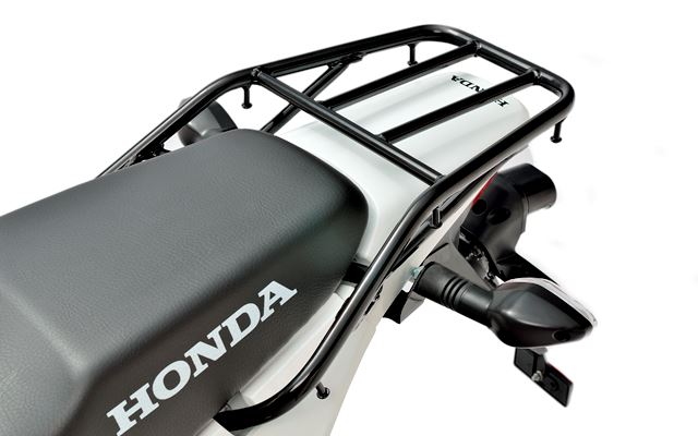 Honda XL125 Rear Carrier